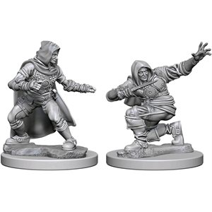 Pathfinder Deep Cuts Unpainted Miniatures: Wave 1: Human Male Rogue