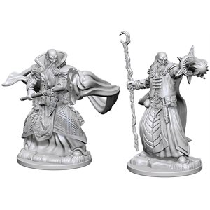 D&D Nolzurs Marvelous Unpainted Miniatures: Wave 1: Human Male Wizard