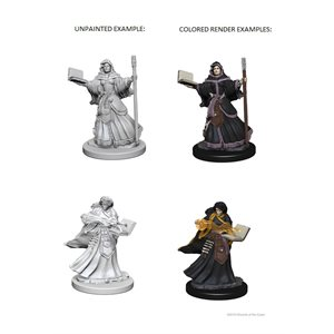 D&D Nolzurs Marvelous Unpainted Miniatures: Wave 1: Human Female Wizard