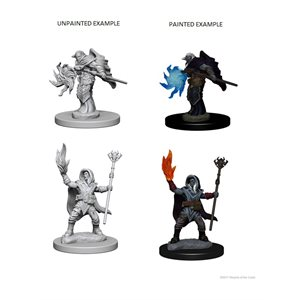 D&D Nolzurs Marvelous Unpainted Miniatures: Wave 2: Elf Male Wizard