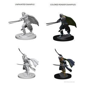 D&D Nolzurs Marvelous Unpainted Miniatures: Wave 1: Elf Male Ranger