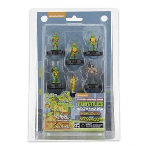 TMNT HeroClix: Heroes In A Half Shell Fast Forces Pack