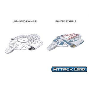 Star Trek Unpainted Ships - Defiant Class