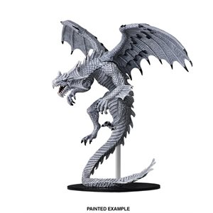 Pathfinder Battles Deep Cuts Unpainted Miniatures: Wave 6: Gargantuan White Dragon