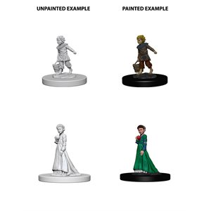 Pathfinder Deep Cuts Unpainted Miniatures: Wave 4: Children