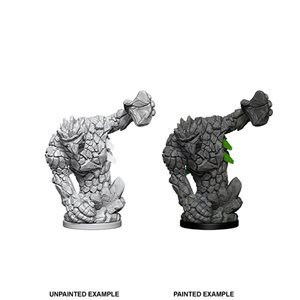 Pathfinder Deep Cuts Unpainted Miniatures: Wave 5: Medium Earth Elemental