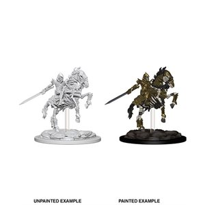 Pathfinder Deep Cuts Unpainted Miniatures: Wave 5: Skeleton Knight on Horse