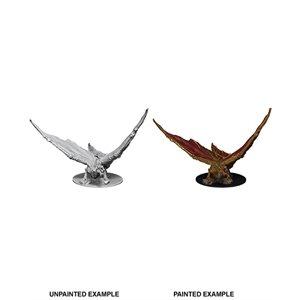 D&D Nolzur's Marvelous Unpainted Miniatures: Wave 9: Young Brass Dragon ^ Aug 14, 2019