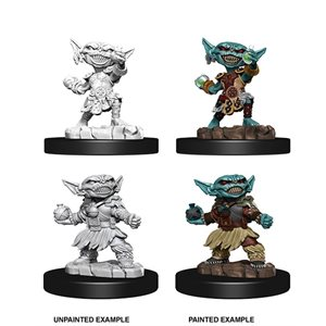 Pathfinder Deep Cuts Unpainted Miniatures: Wave 9: Female Goblin Alchemist