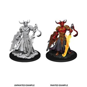 Pathfinder Deep Cuts Unpainted Miniatures: Wave 9: Genie EfreetI