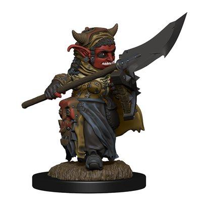 Wardlings RPG figure (Painted) Wave 3: Goblin (Female) & Goblin (Male)