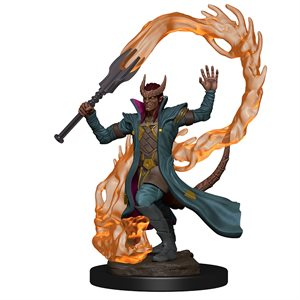 D&D Icons of the Realms Premium Miniature: Tiefling Male Sorcerer ^ Aug 7, 2019