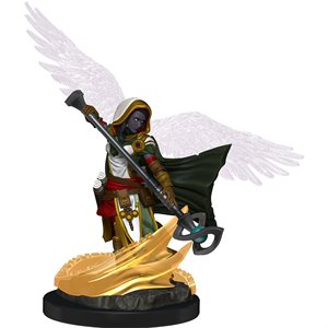 D&D Icons of the Realms Premium Miniature: Aasimar Female Wizard ^ Aug 7, 2019