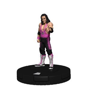 "WWE HeroClix: Bret ""Hit Man"" Hart Expansion Pack ^ JUN 2020"