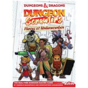 Dungeons & Dragons: Dungeon Scrawlers: Heroes of Undermountain ^ OCT 2021