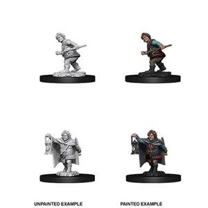 D&D Nolzurs Marvelous Unpainted Miniatures: Wave 11: Male Halfling Rogue