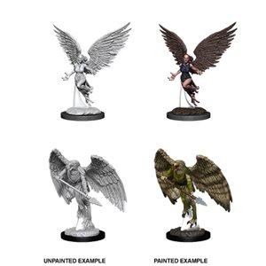 D&D Nolzurs Marvelous Unpainted Miniatures: Wave 11: Harpy & Arakocra