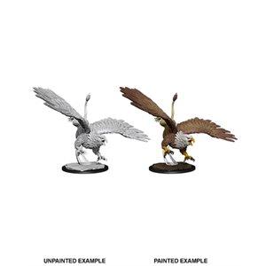 D&D Nolzur's Marvelous Miniatures: Wave 12: Diving Griffon ^ AUG 2020