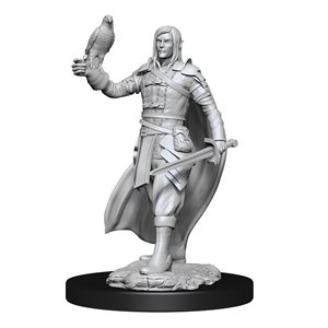 D&D Nolzur's Marvelous Unpainted Miniatures: Wave 13: Elf Ranger Male