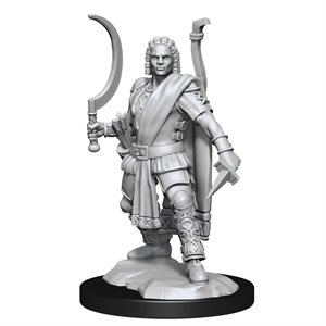 D&D Nolzur's Marvelous Unpainted Miniatures: Wave 13: Human Ranger Male