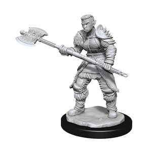 D&D Nolzur's Marvelous Unpainted Miniatures: Wave 13: Orc Barbarian Female