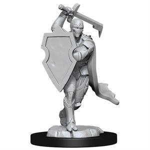D&D Nolzur's Marvelous Unpainted Miniatures: Wave 13: Warforged Fighter Male