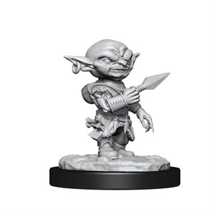Pathfinder Deep Cuts Unpainted Miniatures: Wave 13: Goblin Rogue Male