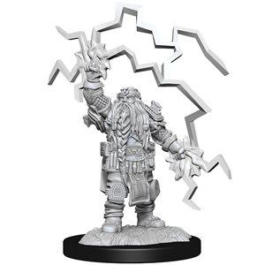 D&D Nolzur's Marvelous Miniatures: Wave 14: Dwarf Cleric Male ^ MAR 2021
