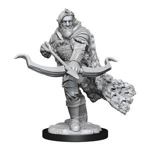 D&D Nolzur's Marvelous Miniatures: Wave 14: Firbolg Ranger Male ^ MAR 2021