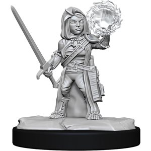 Pathfinder Deepcuts: Wave 14:Halfling Cleric Female ^ MAR 2021