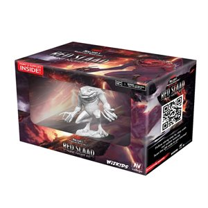 D&D Nolzur's Marvelous Miniatures: Paint Night Kit #3 - Red Slaad (WIN STORES ONLY)