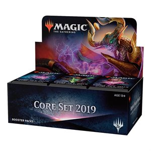 Magic the Gathering: Core 2019 Booster