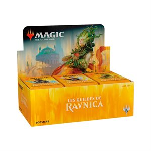 Magic the Gathering: Guilds of Ravnica Booster French