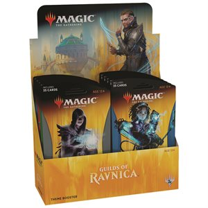 Magic the Gathering: Guilds of Ravnica Planeswalker Deck Display