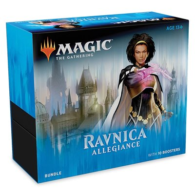 Magic the Gathering: Ravnica Allegiance Bundle