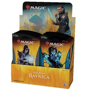 Magic the Gathering: Guilds of Ravnica Theme Booster