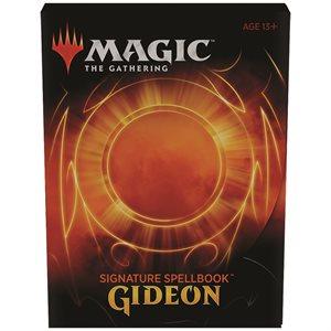 Magic the Gathering: Signature Spellbook - Gideon