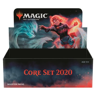 Magic the Gathering: Core 2020 Boosters