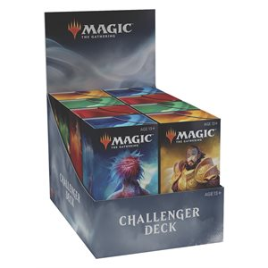 Magic the Gathering: Challenger Deck 2019 ^ Apr 12, 2019