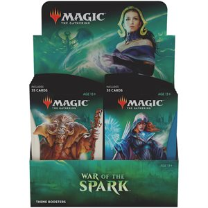 Magic the Gathering: War of the Spark Theme Booster