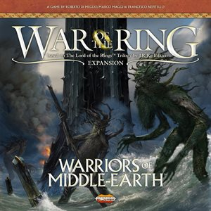 WOTR Warriors Of Middle Earth