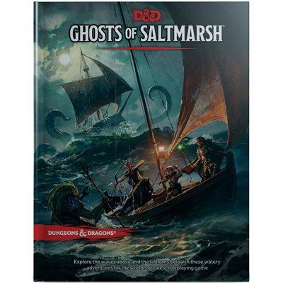 Dungeons & Dragons: Ghosts of Saltmarsh (BOOK) ^ May 21, 2019