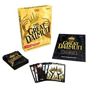 Dungeons & Dragons: The Great Dalmuti ^ NOV 17 2020