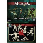 Malifaux 2nd Ed: Guild: Latigo Posse (Updated to M3E)