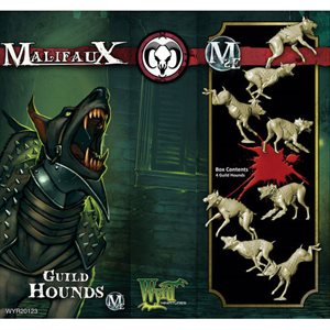 Malifaux 2nd Ed: Guild: Guild Hound (Updated to M3E)