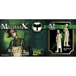 Malifaux 2nd Ed: Resurrectionists: Rafkin (Updated to M3E)