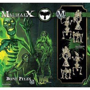 Malifaux 2nd Ed: Bone pile (Updated to M3E)