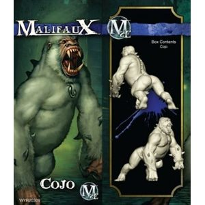 Malifaux 2nd Ed: Arcanists: Cojo (Updated to M3E)