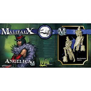 Malifaux 2nd Ed: Arcanists: Angelica (Updated to M3E)