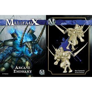 Malifaux 2nd Ed: Arcanists: Arcane Emissary (Updated to M3E)